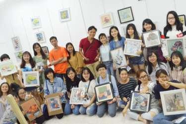 KHAI MẠC TRIỂN LÃM TÌM VỀ 2016: DREAMERS - Buổi lễ thăng hoa cùng cảm xúc