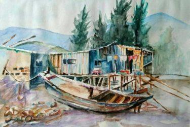 Những tác phẩm đầu tiên từ Bụi xưởng Hà Nội