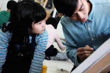 Cọ Mầm - Lớp Học Vẽ Cho Trẻ Em
