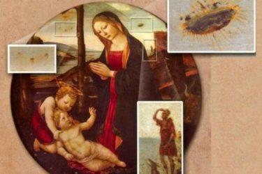 Người ngoài hành tinh xuất hiện trong những kiệt tác hội họa thế giới?