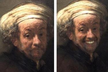 """Bật cười với bộ ảnh """"chọc cười"""" tác phẩm nghệ thuật"""