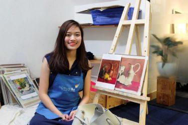 Học vẽ ở đâu tốt tại Tp Hồ Chí Minh