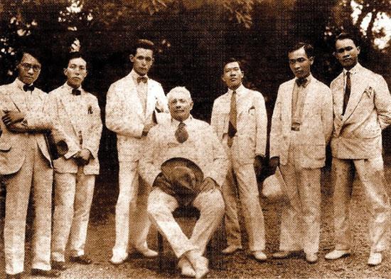 Họa sĩ Victor Tacdier và sự tình cờ thành lập trường Mỹ thuật Việt Nam