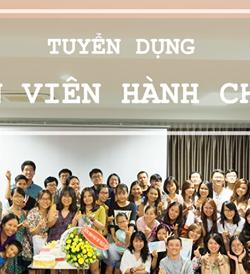 Bụi Sài Gòn - tuyển Nhân viên Hành chính