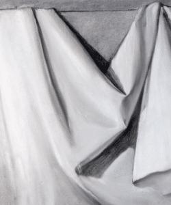 [VIDEO] Học vẽ Hình họa - Hướng dẫn vẽ nếp vải chi tiết