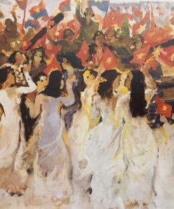 Những tác phẩm hội họa mang giá trị lịch sử to lớn của Việt Nam