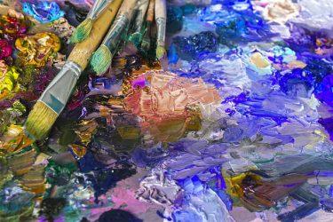 Liệu sơn dầu có độc với người vẽ hay không?