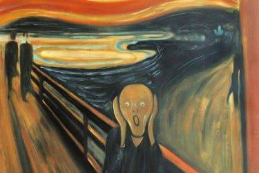 Giải mã bí ẩn đằng sau bức tranh The Scream của danh họa Edvard Munch