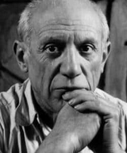 Pablo Picasso - nhà danh họa tài hoa bậc nhất thế kỉ 20