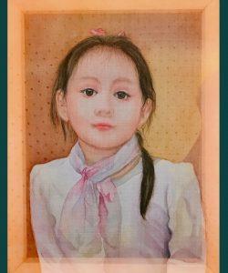 [HCM] Bài tốt nghiệp Tranh Lụa 05 Trần Phú tháng 7